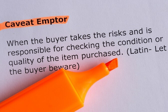 Buyer Beware - Before You Buy a Business...